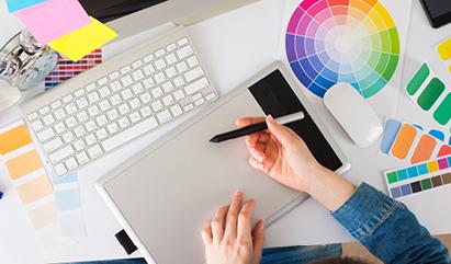Lightning Press Graphic Design Services